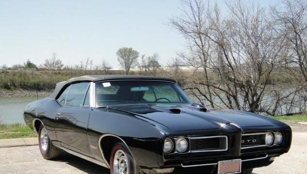 Последният Pontiac GTO отива на търг