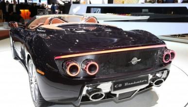 Spyker подписват договор с Koenigsegg за двигатели