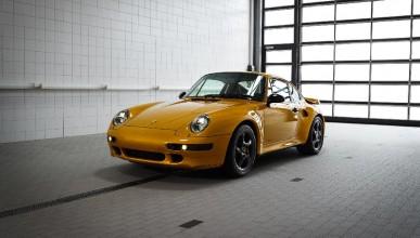 Porsche 993 с нов прочит от Германия