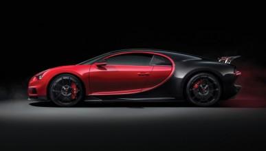 Bugatti Chiron няма да демонстрира високата скорост