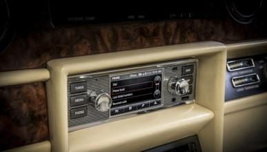 Jaguar и Land Rover връщат носталгията по радиокасетофона
