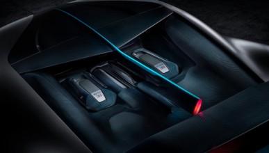 Bugatti: Следващият двигател ще бъде хибрид