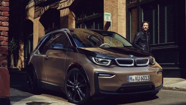BMW i3 получава по-голяма батерия