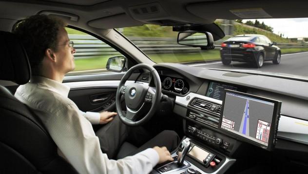 BMW с 2-ро ниво на автономност