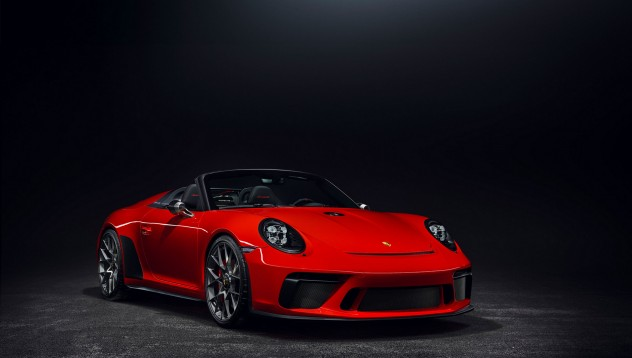 Porsche 911 Speedster ще влезе в производство