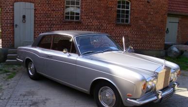 Rolls-Royce на Мохамед Али отива на търг
