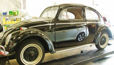 VW Beetle за 1 милион долара