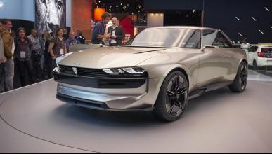 Peugeot e-Legend връща доброто име на французите