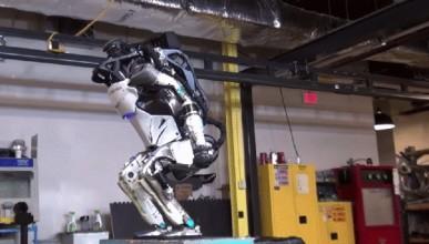 Атлас е роботът, който може да заличи човечеството