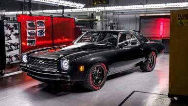 Chevrolet за пореден път предлагат специални двигатели