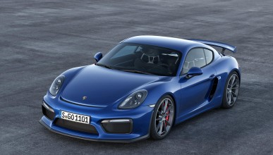 Porsche Cayman идва през 2019 година