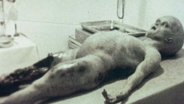 Истината за извънземната аутопсия блесна