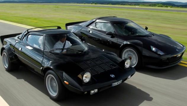 Новата Lancia Stratos е всичко