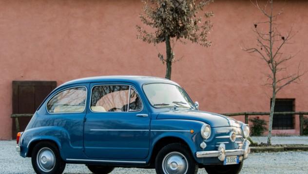 Fiat 600 с електрически мотор ще спаси света