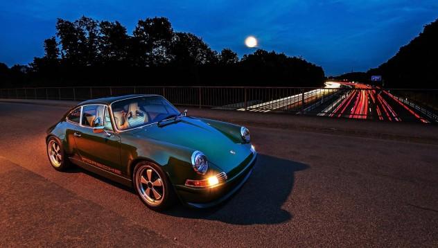Porsche от миналото с по-сериозна визия