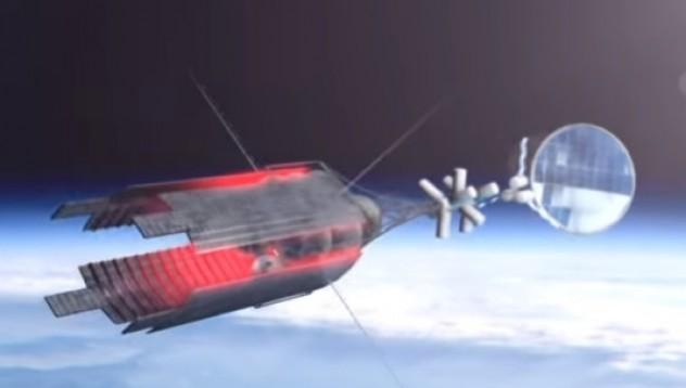 Русия демонстрира ядрен двигател за мисия до Марс