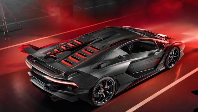 Lamborghini създава много сериозен болид за пътя