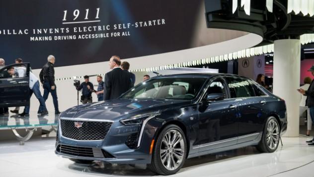 Следващият модел на Cadillac CT идва