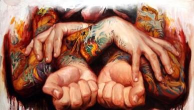 Да запазиш татуировките и след смъртта