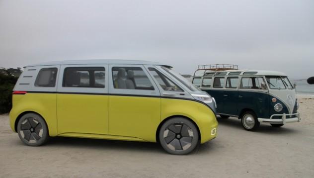 VW Buzz е електромобилът, който трябва да имаш