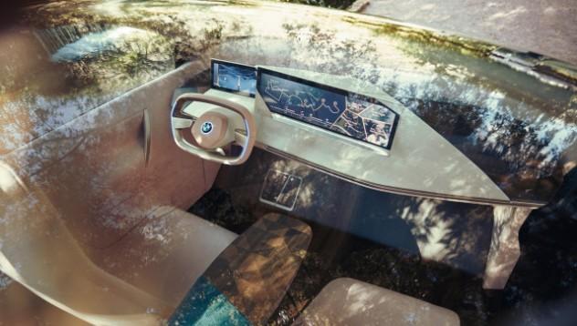 BMW пускат автономен автомобил без волан до 2 години