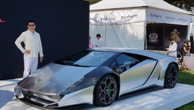 Японски автомобил от дизайнерско студио за продан