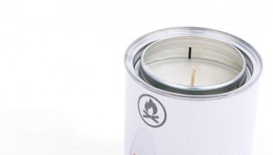 Свещ за затопляне на настроението