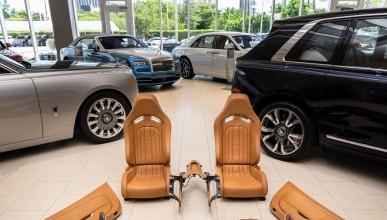 Купи си интериора на Veyron