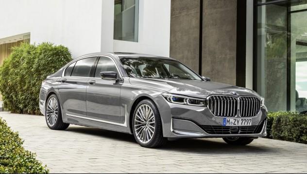 7-a серия на BMW впечатлява с размери