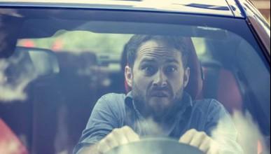 Типичните реплики на жената в колата
