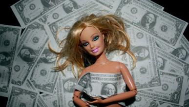 За жените и парите с любов
