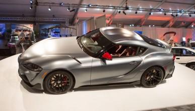 Първата Toyota Supra закова 2.1 милиона долара