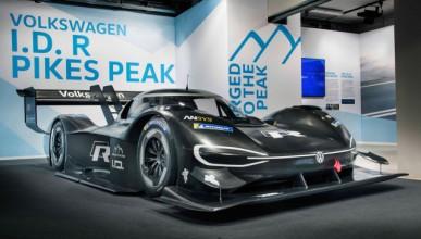 VW ID R ще се бори за рекорд на Нюрбургринг
