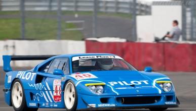 Ferrari F40 LM Edition отива на търг