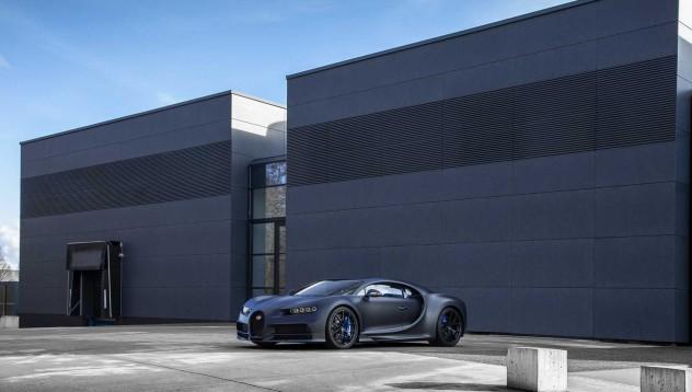 Bugatti ще представи най-скъпата кола в историята на автомобилизма