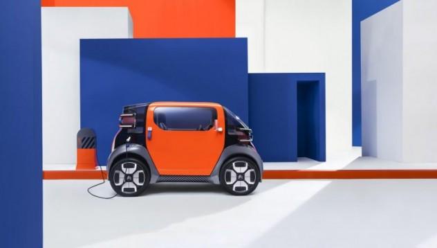 Citroen представя нов концепт за градска мобилност