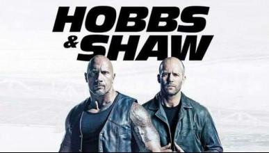 Хобс и Шоу с първи трейлър