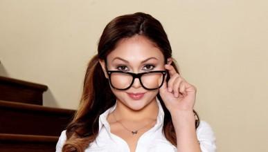 Ариана Мари от училище