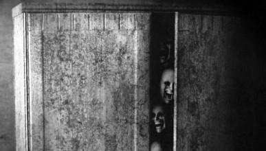 Призрак в гардероба на студентка