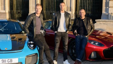 Top Gear се завръща тази неделя