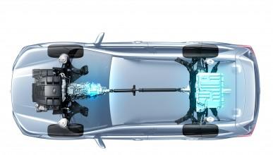 Subaru може да запази боксерния двигател чрез хибридна технология