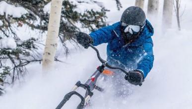 Сноуборд-колело