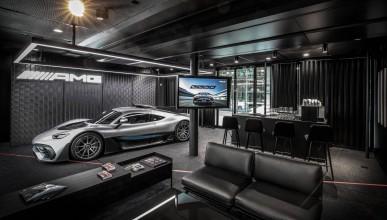 Ако закупиш Mercedes-AMG One ще получиш и състезателни ръкавици