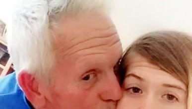 19-годишна моли интернет да спре да обижда 62-годишния ѝ съпруг
