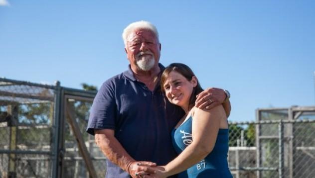 Двойка с 33 години разлика ще сключва брак