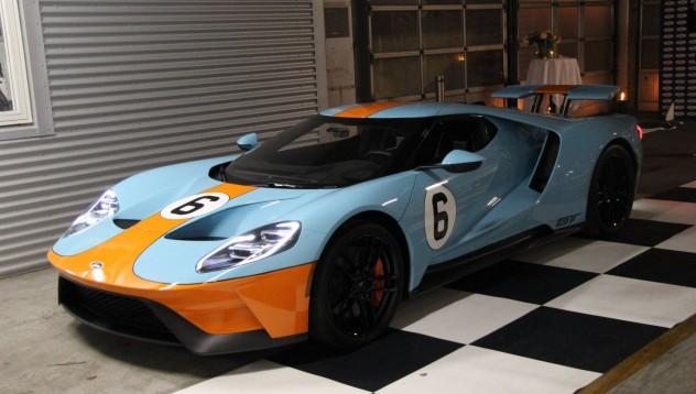 Ford GT от 2006-а с рекорд за скорост!