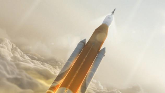 Какво крие NASA