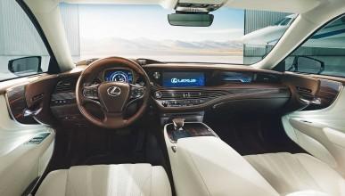 Lexus ще представят технологията им за сглобяване на коли