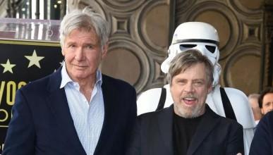 Феновете на Star Wars получиха срещата Люк/Хан