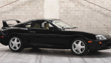 Някой купи стокова Toyota Supra на 30 000 километра